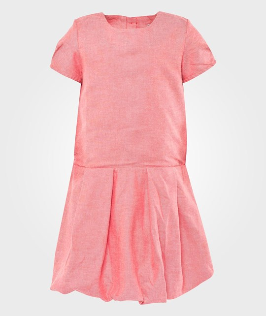 Wheat Dress Aretha Rose Pink