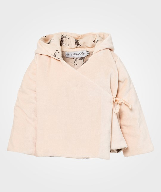 How To Kiss A Frog Roxy baby jacket Beige Beige