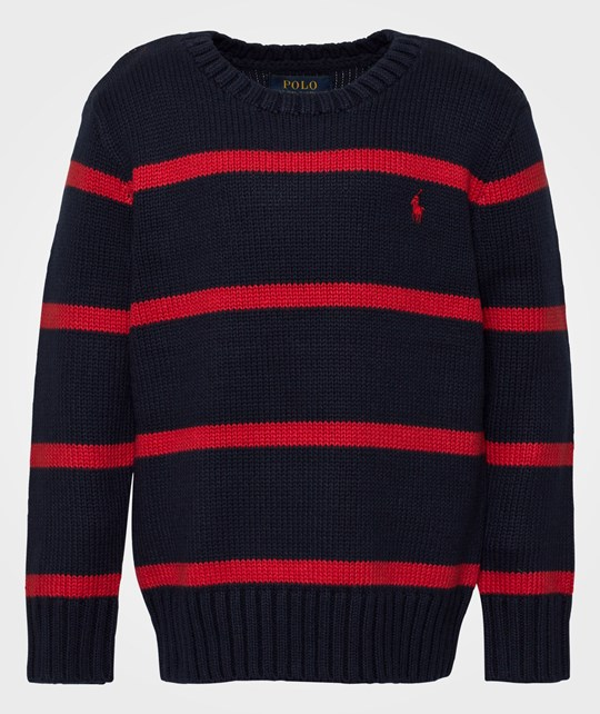 Ralph Lauren LS CN Кофта Hunter Navy Blue