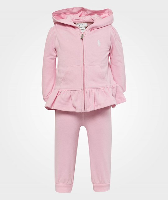 Ralph Lauren Girl Hook Up Carmel Pink Pink Pink
