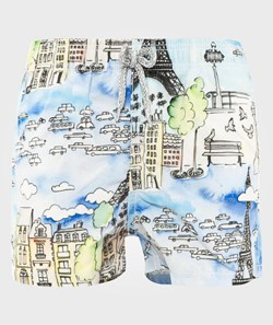 Vilebrequin Swimshorts Boys Paris