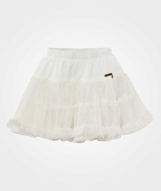 Guess Skirt Whipped Cream White
