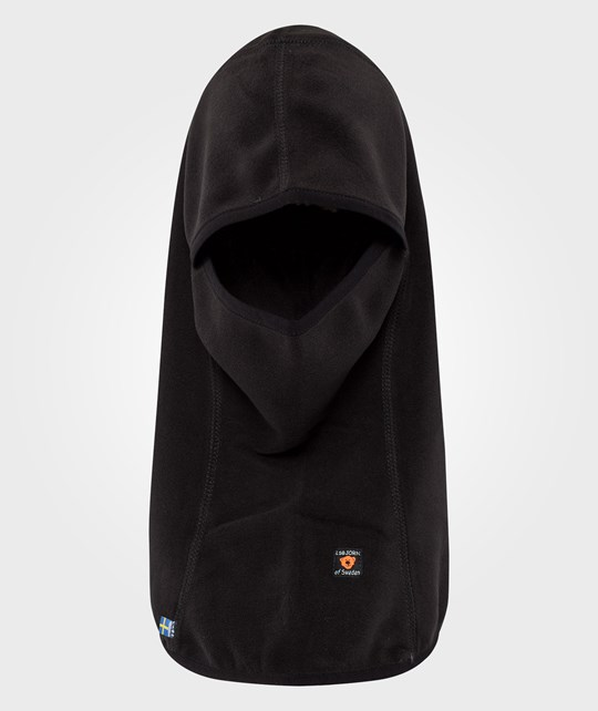 Isbjörn Of Sweden Balaclava Fleece Black Black