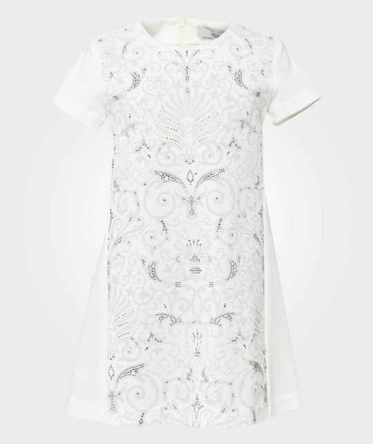 Versace Dress White White
