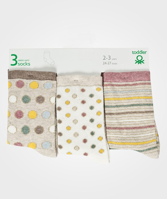United Colors of Benetton Knitted Socks Multi