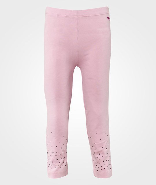 Esprit Pants Knitted Sweet Rose Pink