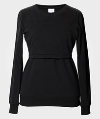 Boob B·Warmer Sweatshirt Black Black