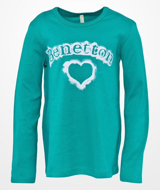 United Colors of Benetton T-Shirt L/S Multi