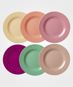 Rice 6 Side Plates Just Be Awesome