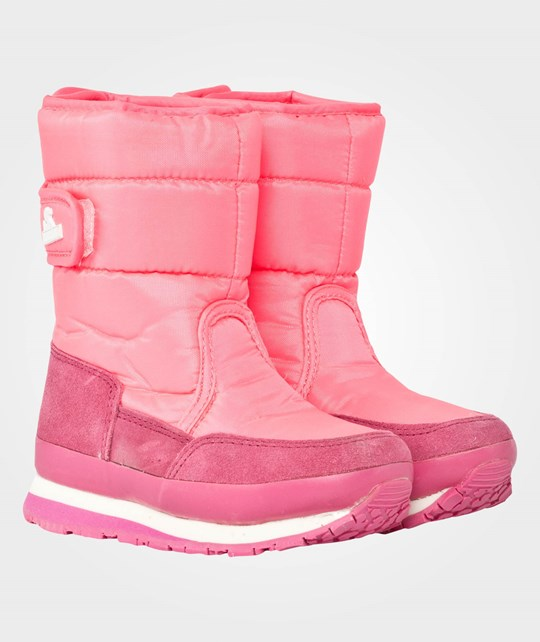 Rubber Duck Classic Kids Jogger Neon Pink Pink