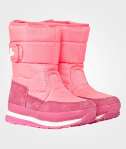 Rubber Duck Classic Toddler Jogger Neon Pink