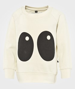 Shampoodle Ghost Sweater Off White