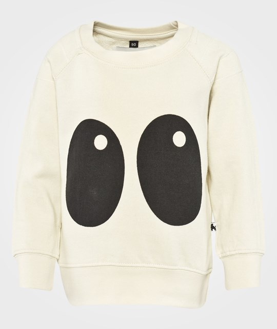 Shampoodle Ghost Sweater Off White White