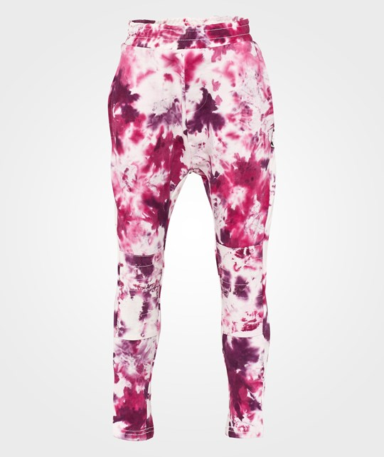 Shampoodle Dip Street Pants Beet Red Punainen