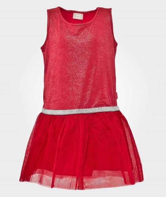 Name it Petrice Kids Spencer Dress Jester Red Red