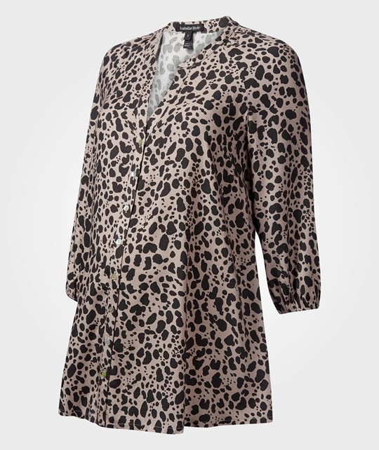 Isabella Oliver Hutton Print Top Animalistic Print Mønstret Multi