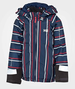 Helly Hansen K Cover Insulated Jacket Evening Blue