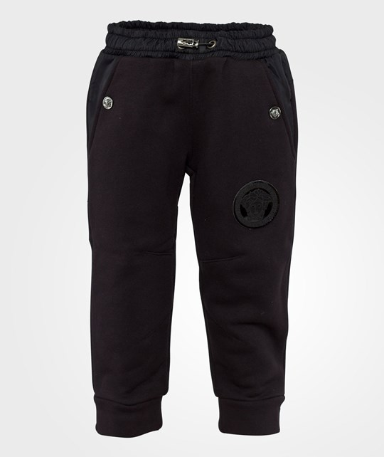 Young Versace Trousers Black Black