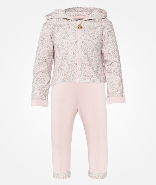 Young Versace Complete White/Pink Pink