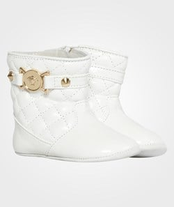 Young Versace Shoes White