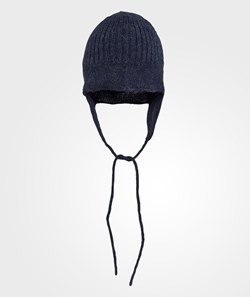 As We Grow Baby Hat Midnight Blue