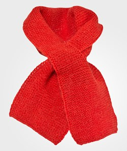 As We Grow Scarf Tomato Red