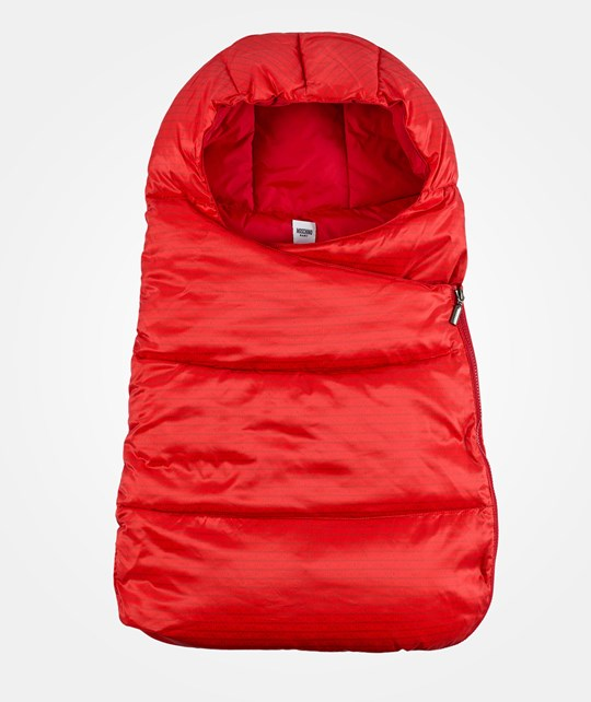 Moschino Baby Sack/Knapsack Allover Mosc Red Red