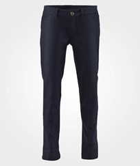 Pinko Up Long Trousers Shadow Blue Blue