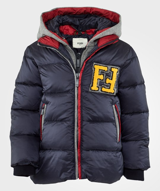 Fendi Down Jacket Multi