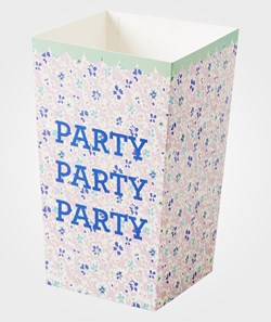 Rice 6 Party Popcorn Paper Buckets