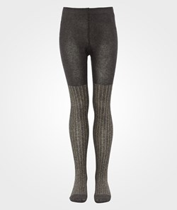 Mexx Kids Girls Tights Limo Grey Heather