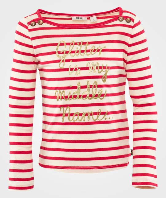 Mexx Kids Girls T-Shirt C&S Rose Red Red