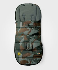 Bugaboo Bugaboo Footmuff Camouflage by Diesel Green