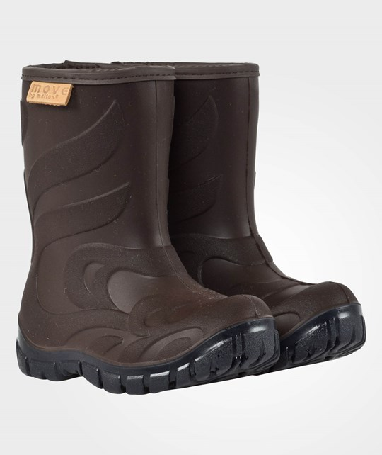 Move Thermo boot w/fleece lining Brown BROWN