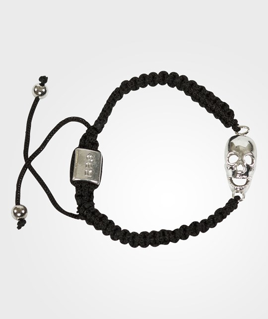 Rock By Sweden Bracelet White/Black Black
