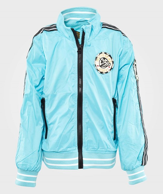 Replay Jacket Blue Blue