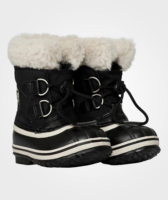 Sorel Yoot Pack Nylon Black Black