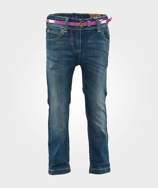 Esprit Skinny DP E Dark Denim Blue