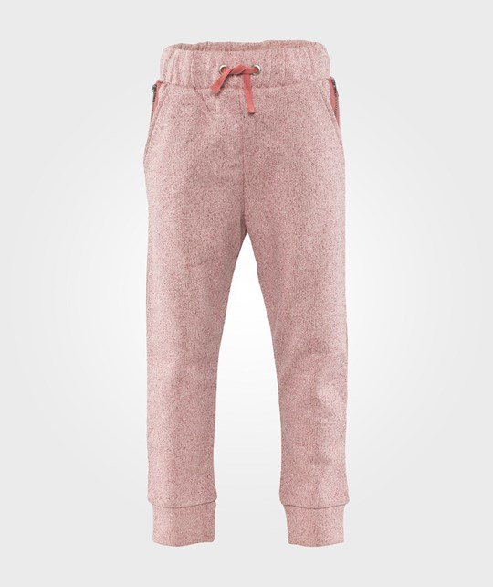 Little Pieces Little Emagi Sweat Pants Coral Cloud