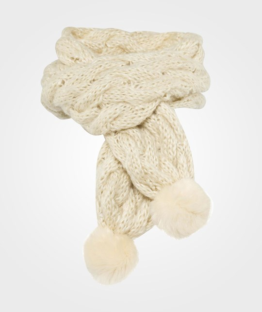 Little Pieces Little Denise Scarf Creme Beige