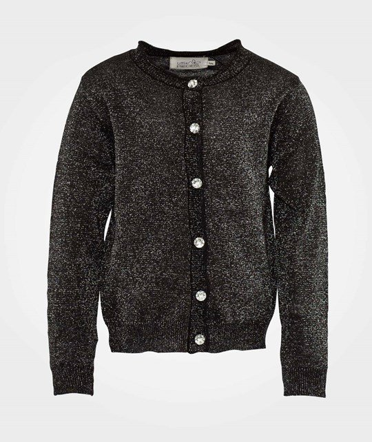 Little Pieces Little Elara Cardigan Black