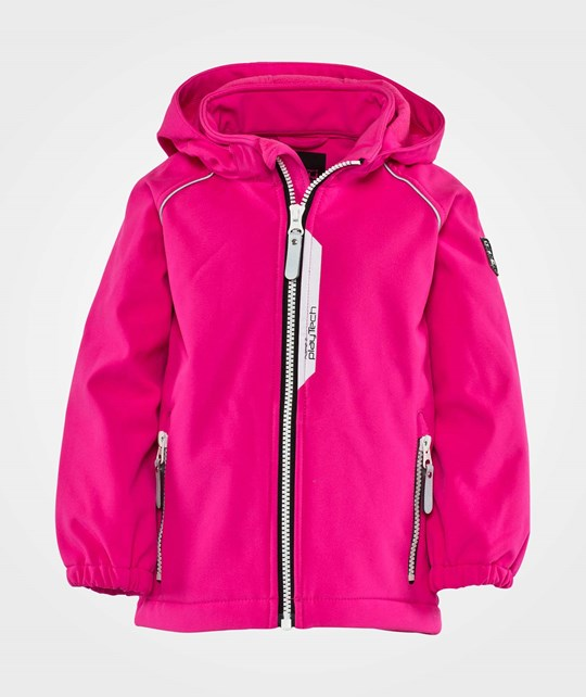 Name it Alfa Mini Softshell Pink Glo