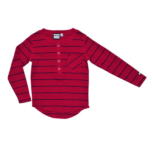 ebbe Kids Grandad LS Red/Navy Red