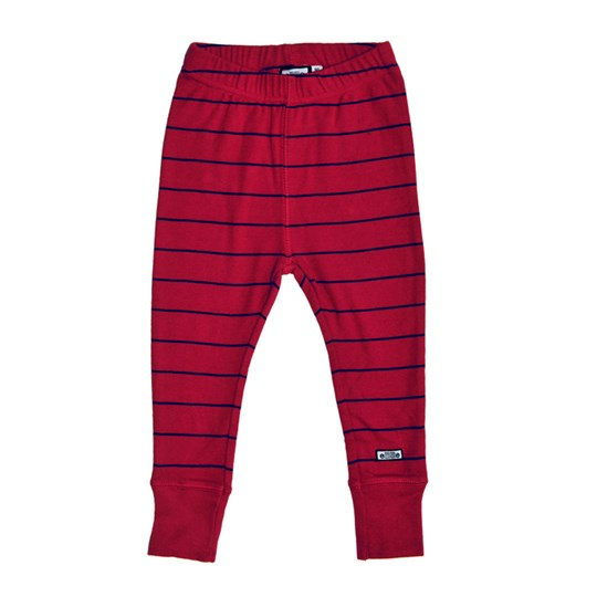 ebbe Kids Drop Pant Red/Navy Red