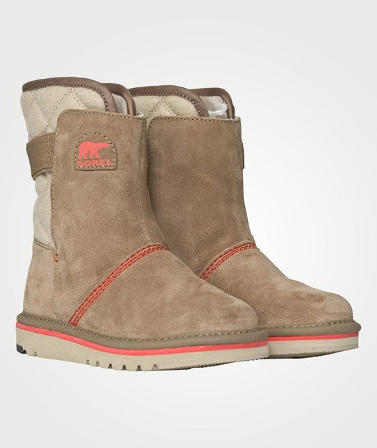 Sorel The Campus Youth Oxford Tan BROWN