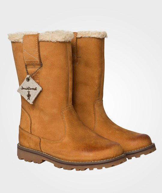 Timberland Asphalt Trail 8 In Shearling Wheat BROWN