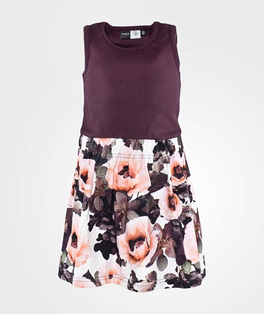 Molo Colleen Pink Poppies