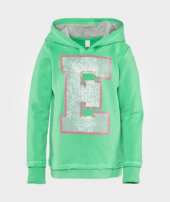 Esprit Hood Big E Ss Wonderland Green Green