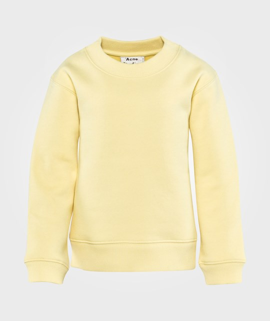 Acne Studios Mini Bird Fl Citrus Yellow