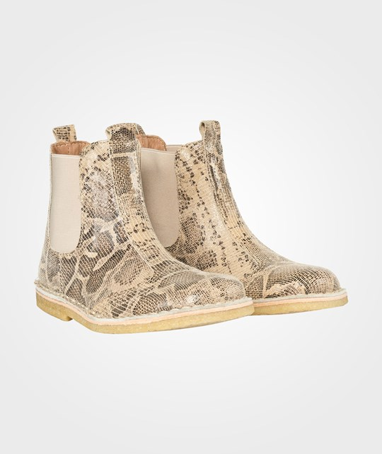Bisgaard Boot Snake Phyton brown